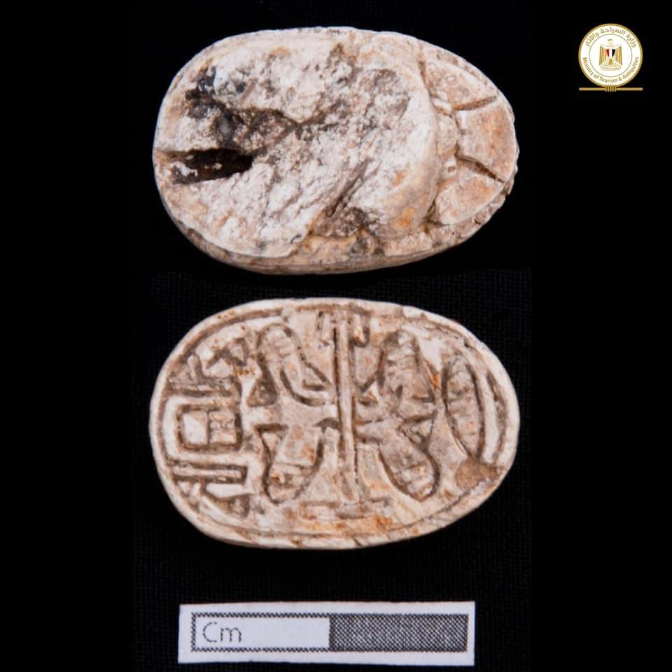 Arqueólogos egípcios encontram 110 tumbas milenares no delta do Rio Nilo - 3