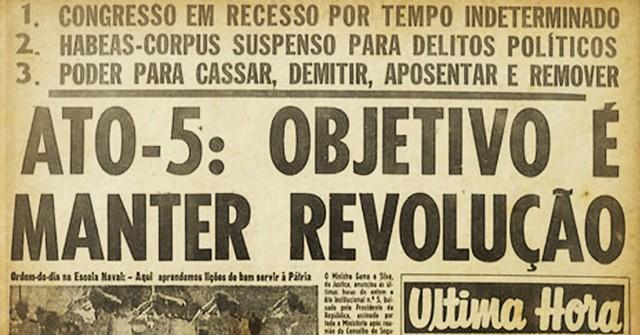 Há 55 anos Castelo Branco endurecia a repressão e criava os mecanismos que consolidaram a ditadura militar - 2