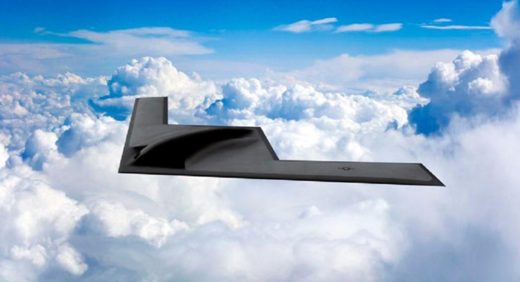 Estados Unidos revelam imagens de seu novo bombardeiro secreto futurista - 1