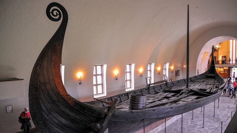 Navio funerário viking encontrado na Noruega pode ter pertencido a rei ou rainha - 2