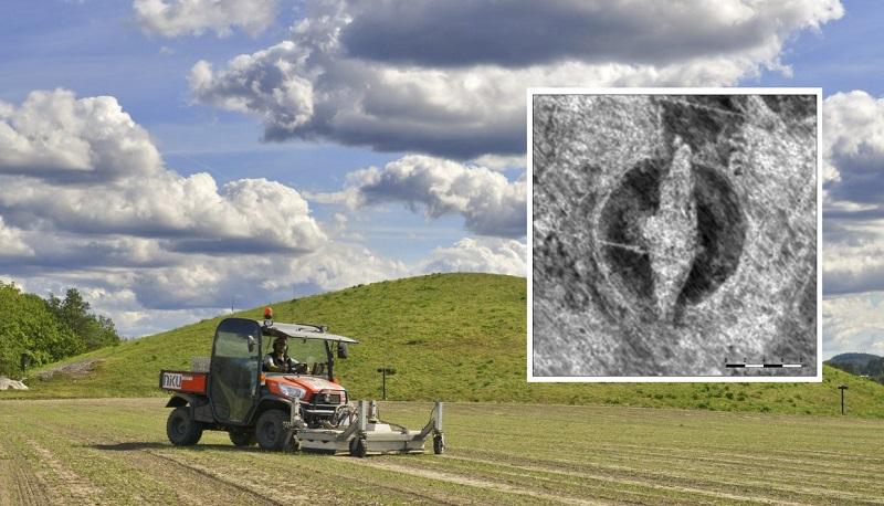 Navio funerário viking encontrado na Noruega pode ter pertencido a rei ou rainha - 1