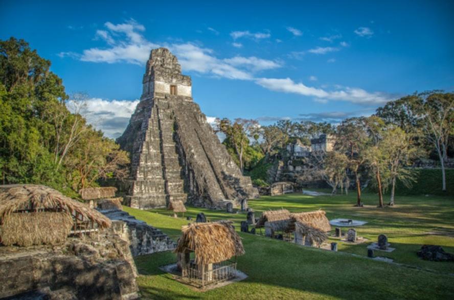Fezes humanas antigas oferecem pistas sobre o fim da civilização maia - 1