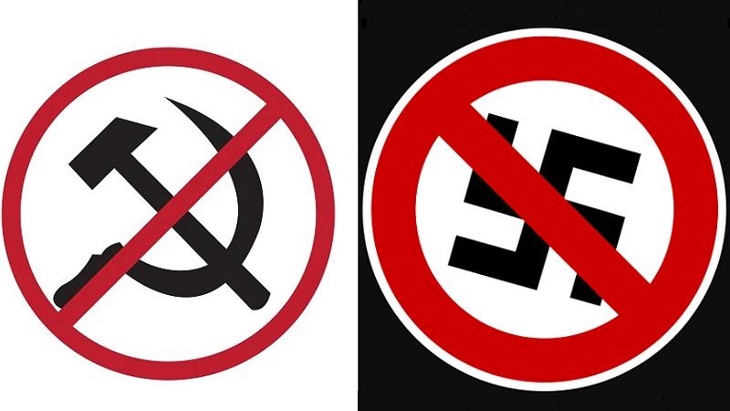 Putin sanciona lei na Rússia que proíbe comparar comunistas e nazistas  - 1