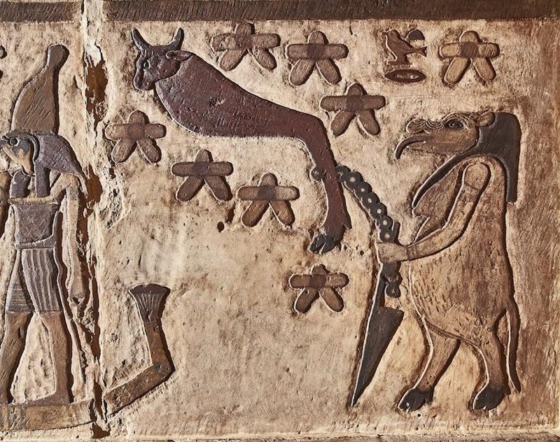 Inscrições em templo egípcio revelam registros de constelações desconhecidas - 1