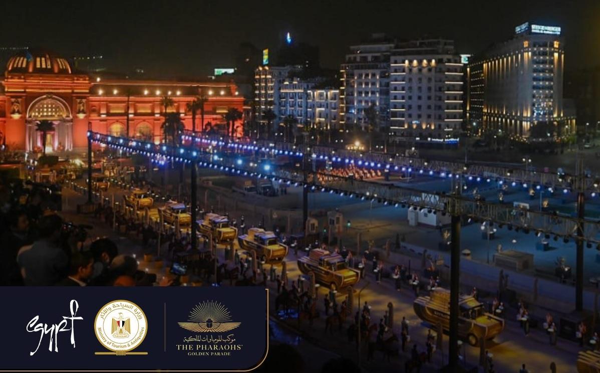 Egito promove espetacular desfile de múmias de faraós: veja imagens - 1