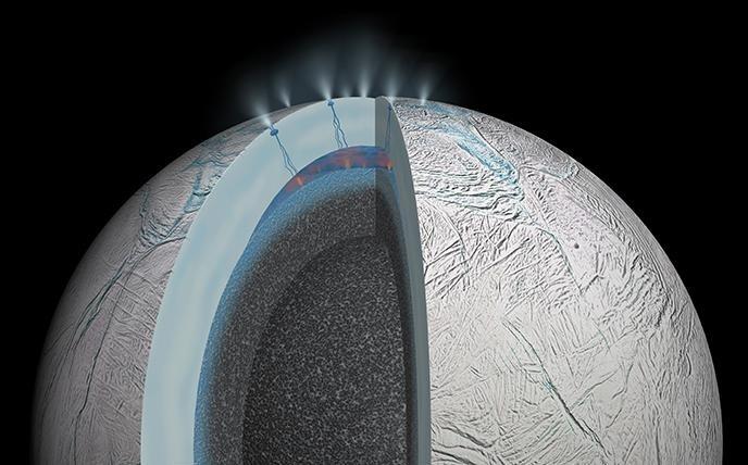 Existe vida alienígena em lua de Saturno? Presença de metano pode indicar que sim - 2