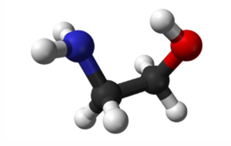 Etanolamina: a molécula alienígena que pode ter originado a vida na Terra - 2