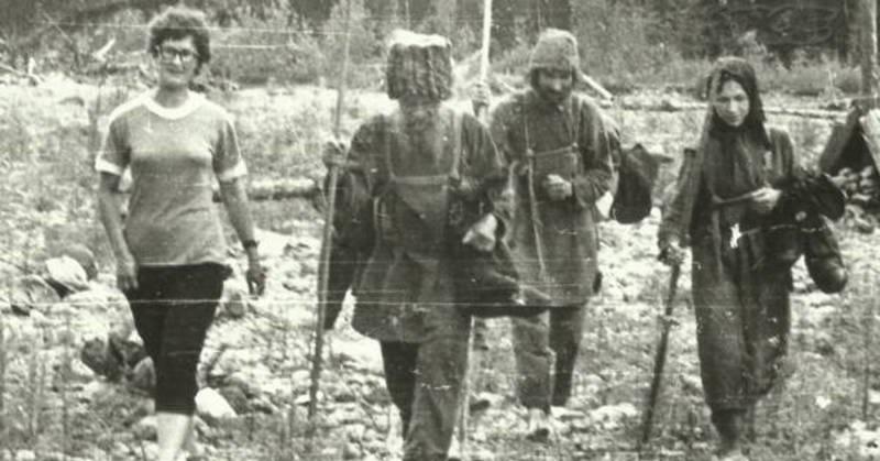 Família russa viveu em completo isolamento durante mais de 40 anos - 2