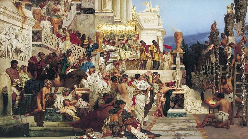 Cristãos queimam Roma, ameaça comunista e dominação judaica: as mentiras que mancharam a história - 1