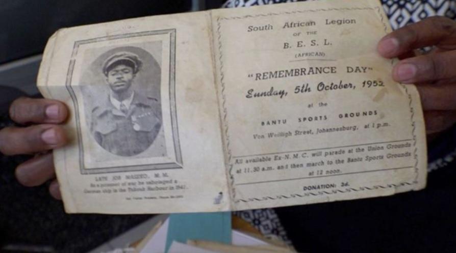 O herói da Segunda Guerra que não foi condecorado por ser negro - 1