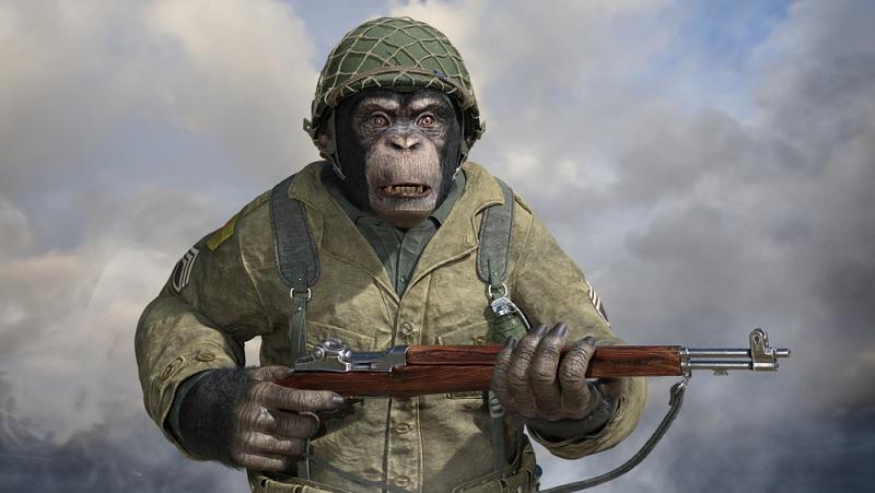 Híbrido entre humano e chimpanzé teria sido criado nos anos 1920 - 1