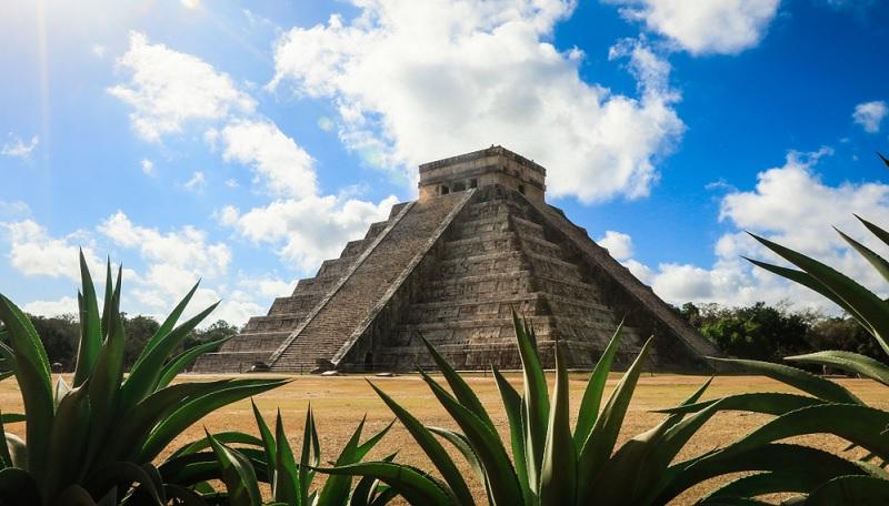 Explicado o desaparecimento misterioso da civilização maia - 1