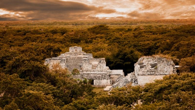 Explicado o desaparecimento misterioso da civilização maia - 2