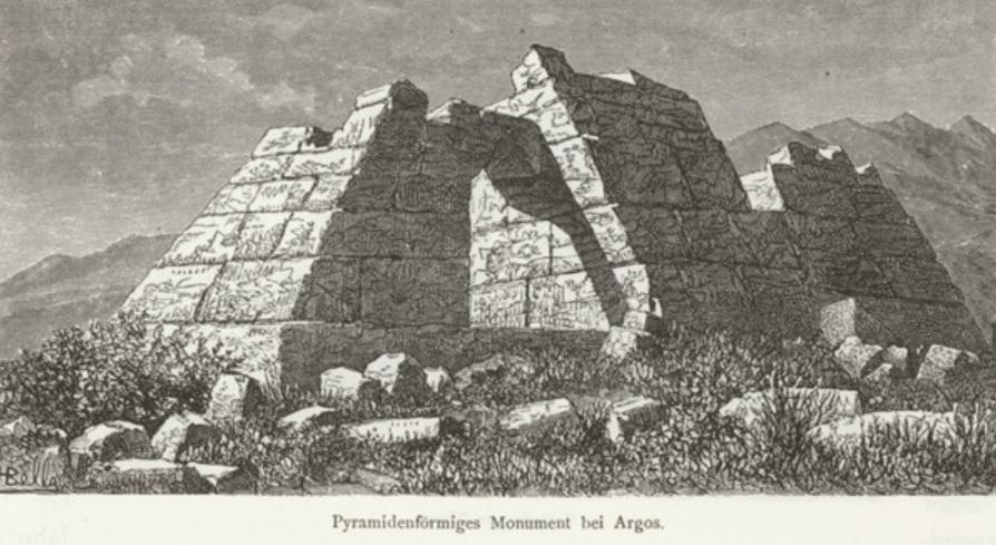 Hellinikon: os mistérios da pirâmide construída pelos antigos gregos  - 1