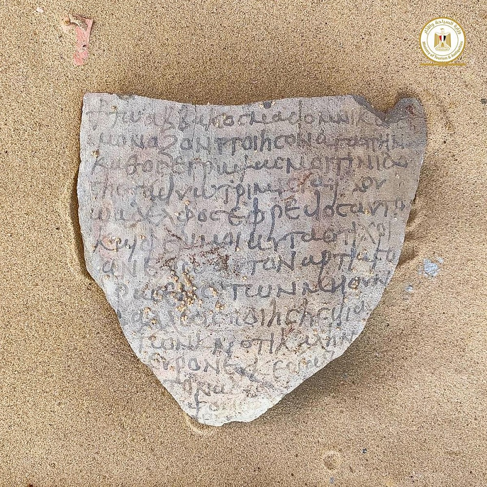 Ruínas de igrejas cristãs milenares são encontradas em deserto no Egito - 2