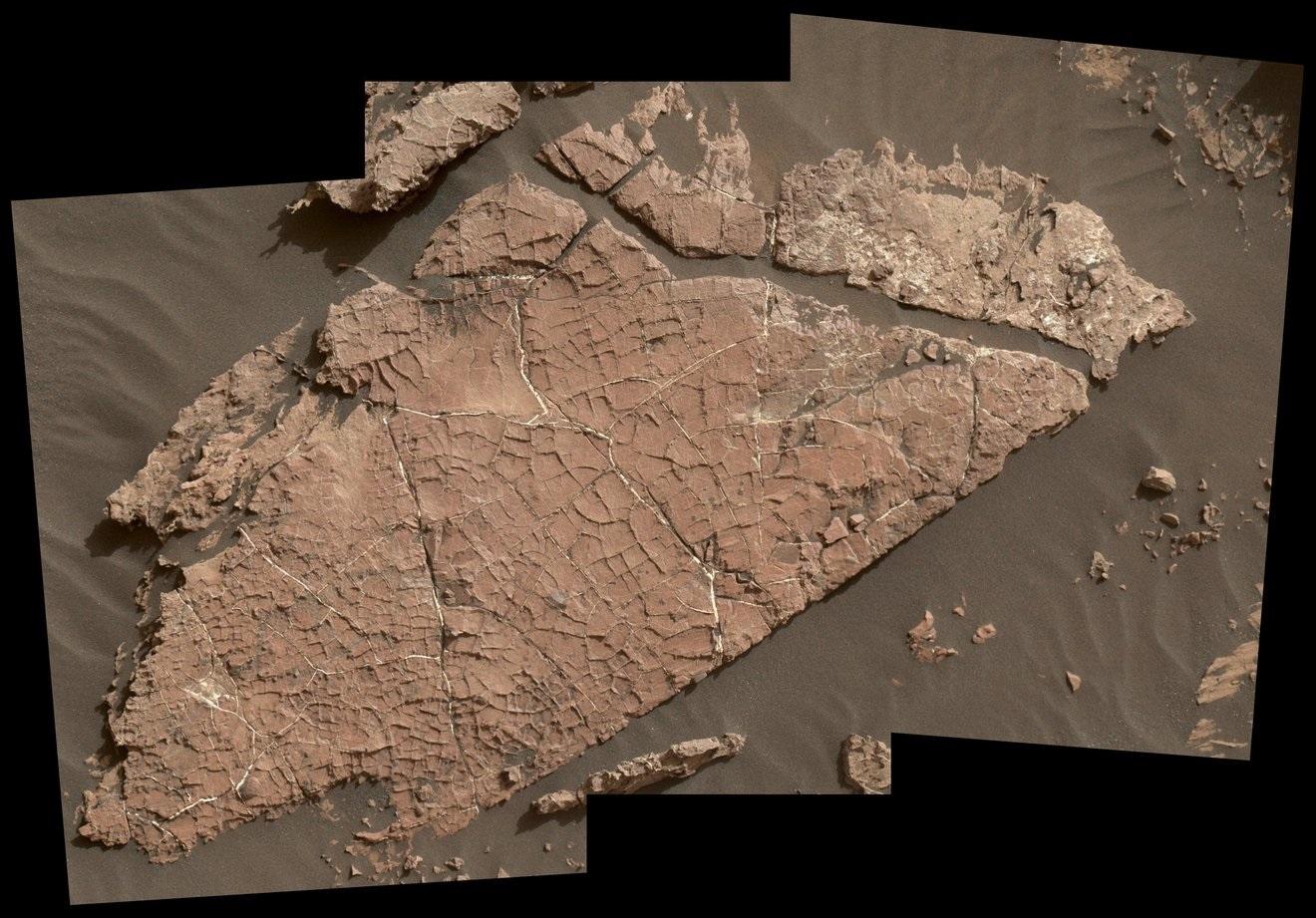 Sonda Curiosity descobre que evidências de vida em Marte podem ter sido apagadas - 2