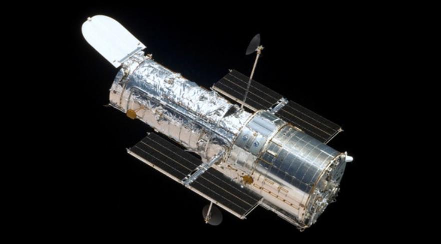 A NASA perdeu o controle sobre o telescópio espacial Hubble - 1