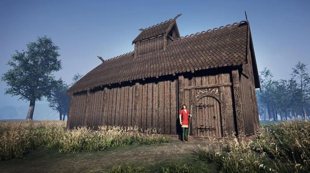 Templo viking de 1200 anos dedicado aos deuses Thor e Odin é descoberto na Noruega - 1