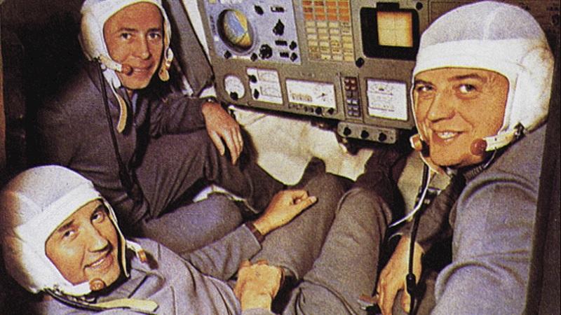 Tragédia da Soyuz 11: dois minutos de agonia e três cosmonautas mortos - 1